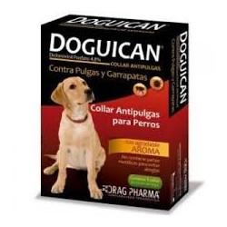 DOGUICAN Collar contra pulgas y garrapatas para perros (DRAG PHARMA)