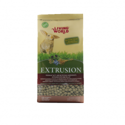 LIVING WORLD EXTRUSION CONEJO 600g