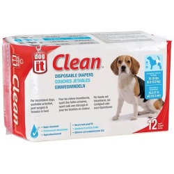 DOG IT CLEAN PAÑALES
