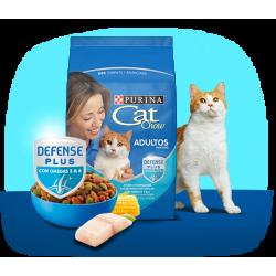 PURINA CAT CHOW Adultos 8kg
