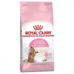 ROYAL CANIN CAT KITTEN STERILISED 1.5K
