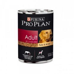 PROPLAN LATA DOG ADULTO 368 GRS
