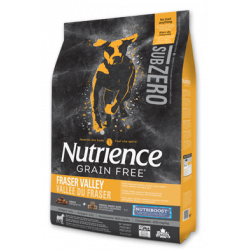 NUTRIENCE DOG SUBZERO FRASER VALLEY 2,27 KG