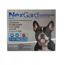 Nexgard 4 a 10 kg 3 COMP.
