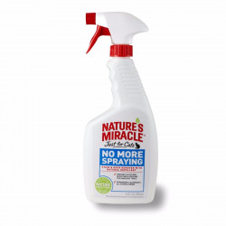 NATURES MIRACLE REPELENTE PARA GATOS 709 ML