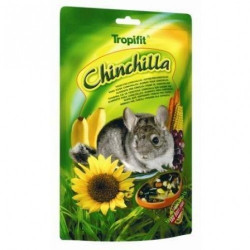 TROPIFIT CHINCHILLA 500GRS