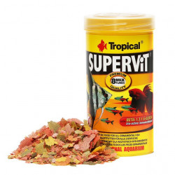 TROPICAL SUPERVIT ALIMENTO EN ESCAMAS