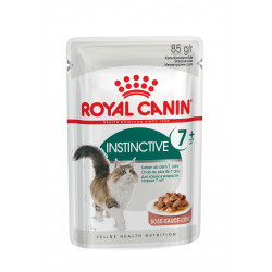 ROYAL CANIN POUCH GATO ADULT INSTINCTIVE 7+ 85gr