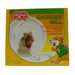 LIVING WORLD Exercise Ball Medium