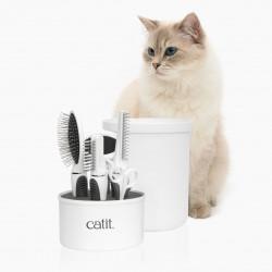 CATIT GROOMING KIT PARA PELO LARGO