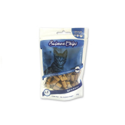 SALMON CHIPS 50 GRS