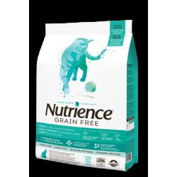 NUTRIENCE CAT GRAIN FREE INDOOR 2.5 KG