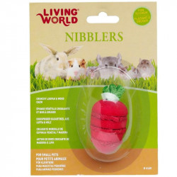 LIVING WORLD NIBBLERS...