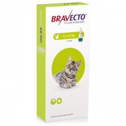 BRAVECTO GATO 1,2 - 2.8 KG