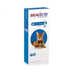 BRAVECTO GATO 2,8- 6,25 KG