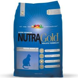 NUTRA GOLD CAT SENIOR 3KG