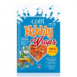 CATIT Wraps pollo y pescado