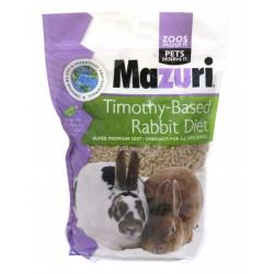 MAZURI TIMOTHY RABBIT DIET 1K