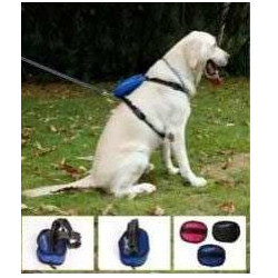 WONDER DOG ARNES CON MOCHILA S