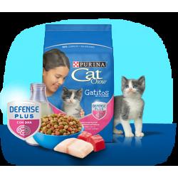 PURINA CAT CHOW Gatitos 8kg