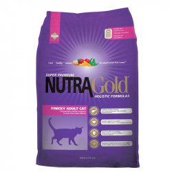 NUTRA GOLD CAT INDOOR...