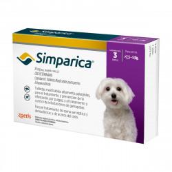 SIMPARICA 2.6 A 5 KG 1...