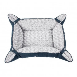 PAWISE CAMA DELUXE GRIS...