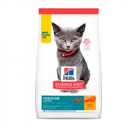HILLS CAT KITTEN INDOOR 1.58KG