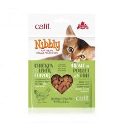 CAT IT NIBBLY TREATS...