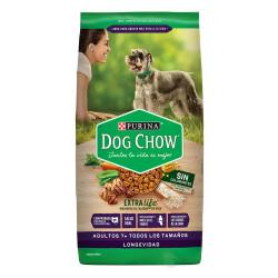 DOG CHOW ADULTO SENIOR 8K