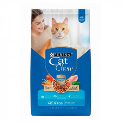 CAT CHOW PESCADO 8KG