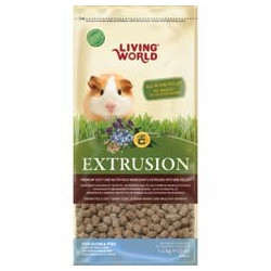 LIVING WORLD EXTRUSION CUYE 600G